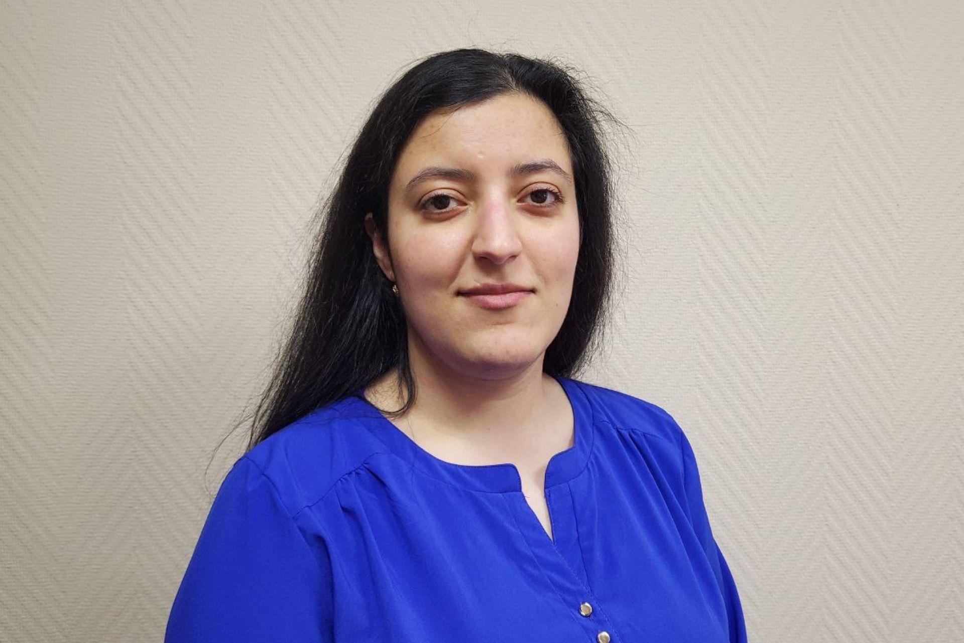 Санамян Марианна  бухгалтер,  стаж 4 года
